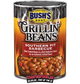 Bush Baked Beans Southern Pit BBQ