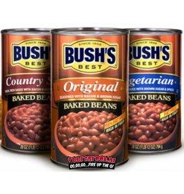Bush Baked Beans Bush Baked Beans 1x Original 1x Vegetarian, 1x Country Style (3x794 gram)
