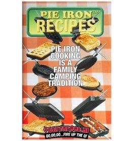 Rome's Pie Iron Pie Iron Recipe Book