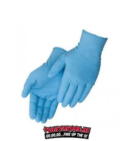 PrimesLab PrimesLab Latex Glove Blue 100st