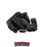 Nam Char Namibian HardWood Charcoal  (Sekelbos / Acacia / Black wattle) 10 kilo