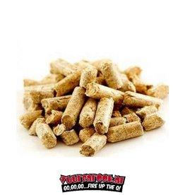 Vuur en Rook BBQ Pellets 10kg Blend Oak Hickory Cherry
