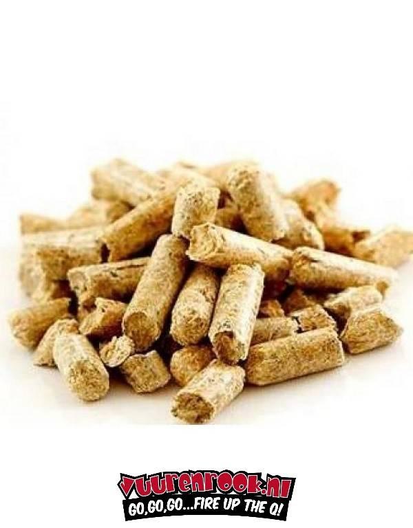 BBQ Pellets 9kg 100% Mesquite 20lb (LumberJack)