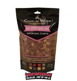 Cook in Wood Cook in Wood Oak Wine Grits 360 gram
