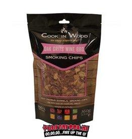 Cook in Wood Oak Wine Grits 360 gram
