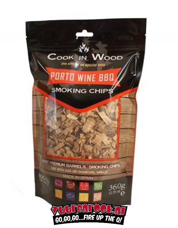 Cook in Wood Porto 360 gram
