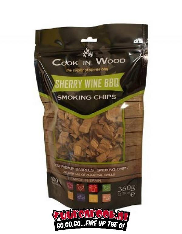 Cook in Wood Sherry  360 gram