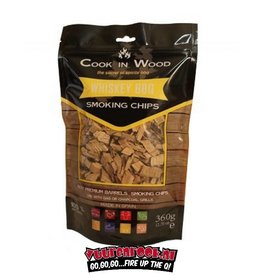 Cook in Wood Whiskey 360 gram