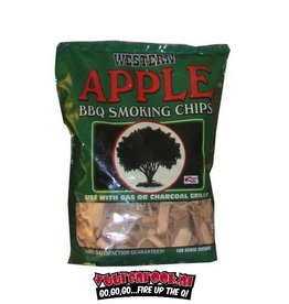 Western Rookchips Apple 850 gram