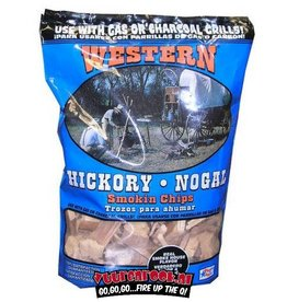 Western Rookchips Hickory 850 gram