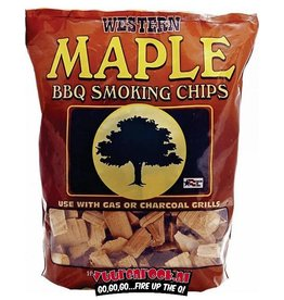 Western Rookchips Sugar maple 850 gram