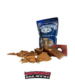 SmokeWood SmokeWood Whisky Chips XL 2 liter