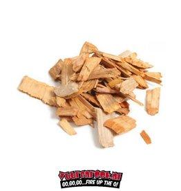Wood smoking flakes LARGE zak 15 kilo Beuken