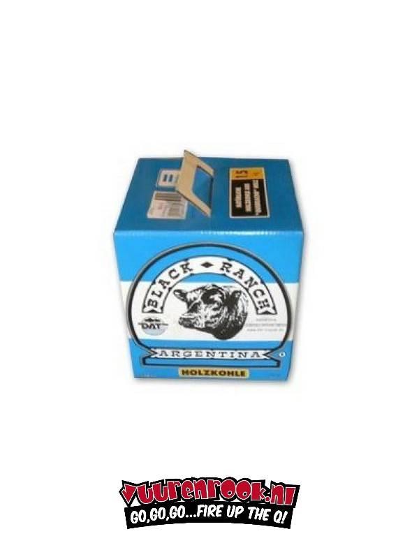 Black Ranch houtskool  Easy-Light-Box