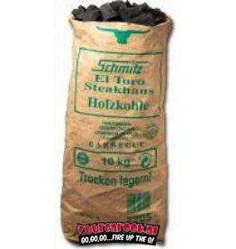 Schmitz Argentijns El Toro Horeca Houtskool 10 kilo