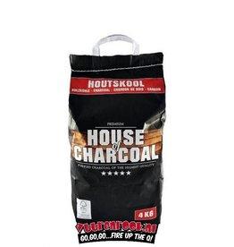 House of Carcoal House of Charcoal Horeca Houtskool 4 kilo