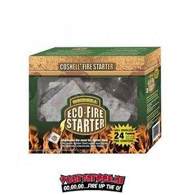 CoShell Coconut Eco Fire Block 24 stuks