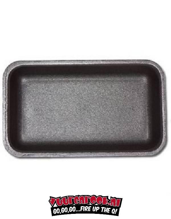 Vacuumgigant Schuimtray zwart 60st. Om breekbare produkten te beschermen bij vacumeren. 135x225x19mm