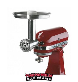 Kitchenaid/Jupiter Gehaktmolen opzet voor KitchenAid Enterprise 8 XL