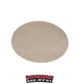 BBQ Teflon Non Stick BBQ mat, rond 46cm