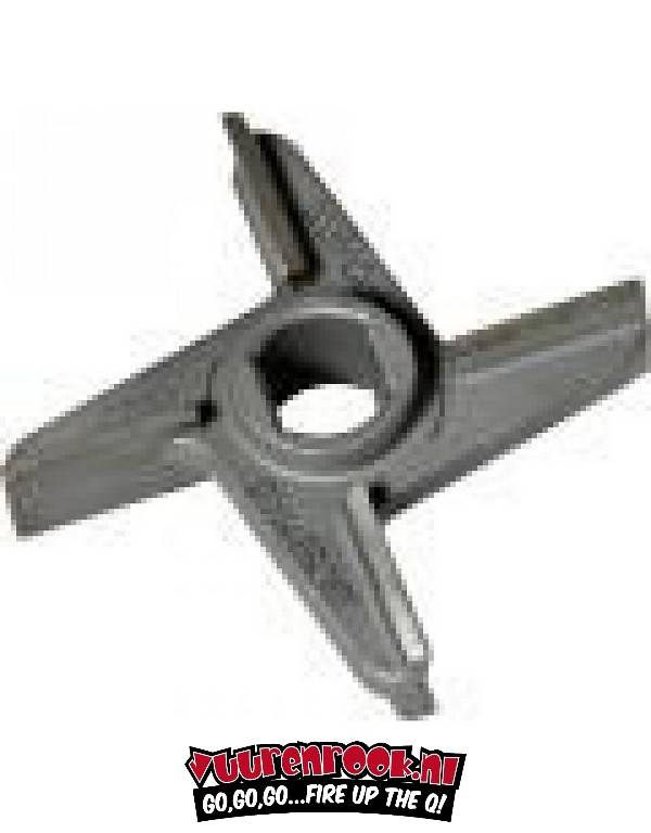 Wolfcut Germany 4-CUT staalmes UNGER noB