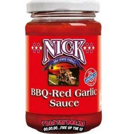 Nick BBQ Nick BBQ Red Garlic bbq sauce
