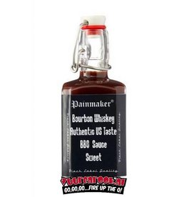 Hot Mamas BBQ BBQ Sweet Bourbon Whisky