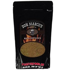 Don Marcos BBQ Maffia Kaffee Rub 630 Gramm