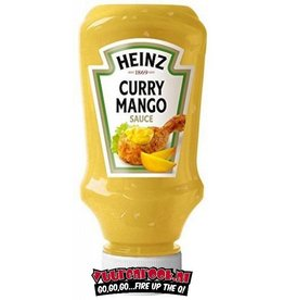 Heinz Heinz Curry Mango Sauce