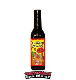 Arizona Gun Slinger Arizona Gun Slinger Bold 'n Spicy Steak Sauce 10 oz / 283 gram