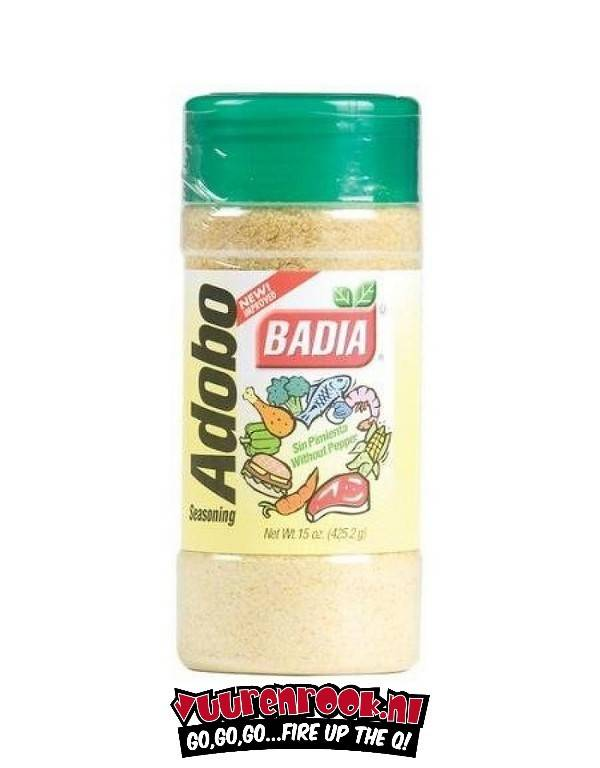 Badia Adobo Without Pepper
