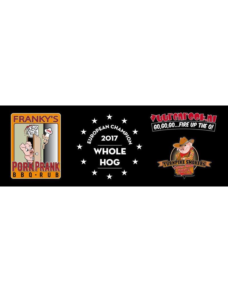 Franky's Pork Prank (BBQ-On) Award Winning Pork Rub