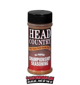 Head Country  Head Country Championship Seasoning