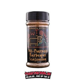 Cowtown Kansas City Cow Town BBQ All Purpose Rub