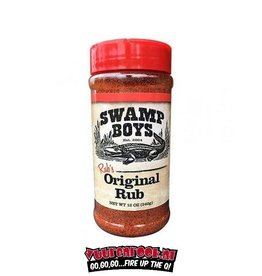 Swamp Boys Swamp Boys Rub's Original Rub