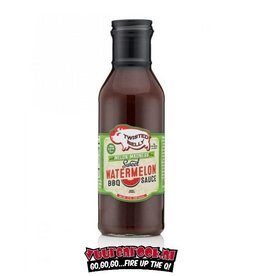 Twisted Belly Melon Madness BBQ Sauce
