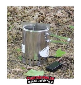 Woodgas Campstove Campstove RVS