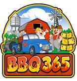 BBQ365 RVS Thermometer 100mm