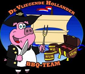 De Vliegende Hollander Captain's Luck All Purpose BBQ Rub (Award Winning!)