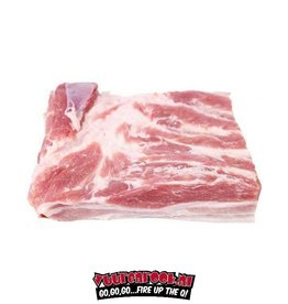 Home Made Belly Bacon Without Rake & Leg 1kg