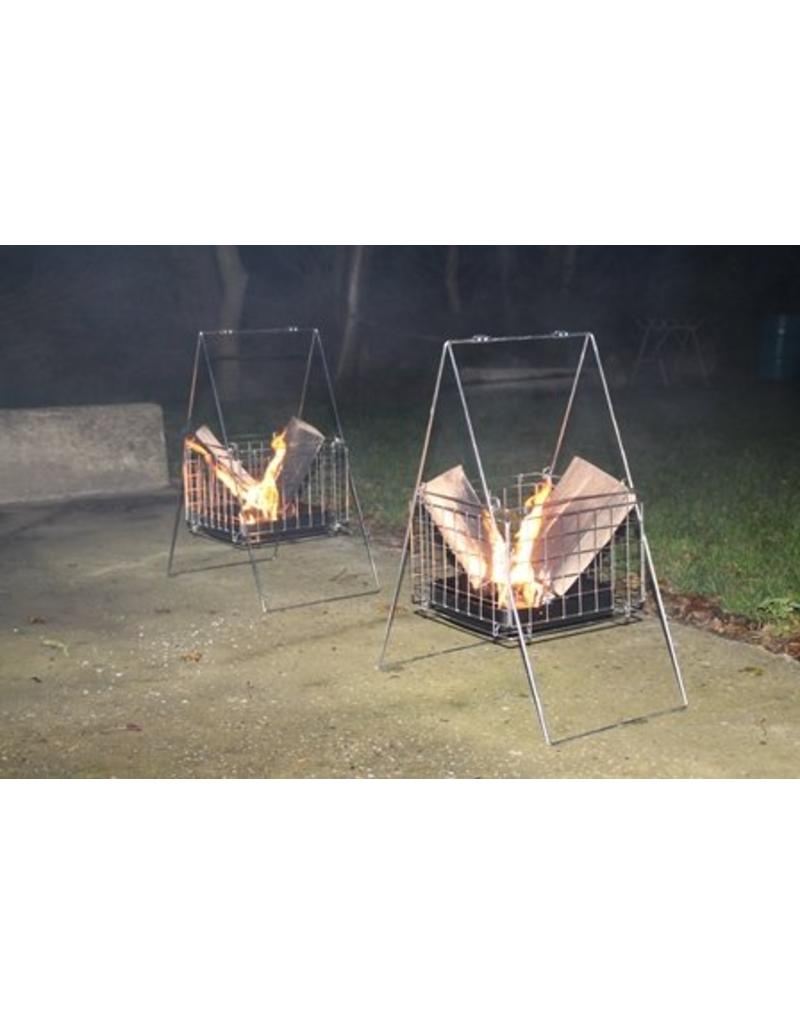 Chuckwagon Fire Pit Basket