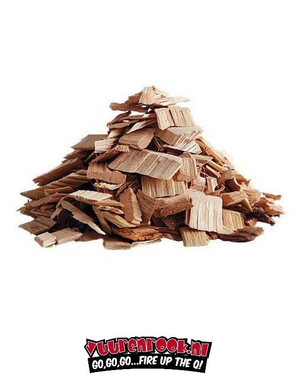 NEW! Bulkbag Wood Smoking Flakes Cherry 15kg