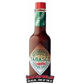 Tabasco Tabasco Smoked Chipotle Pepper Sauce XL 148ml