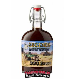 Legends Legends Beugel Smokey Bourbon is here