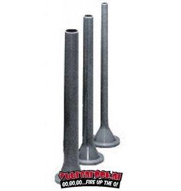 F-Dick Pijp F-Dick 22mm RVS EXTRA LANG
