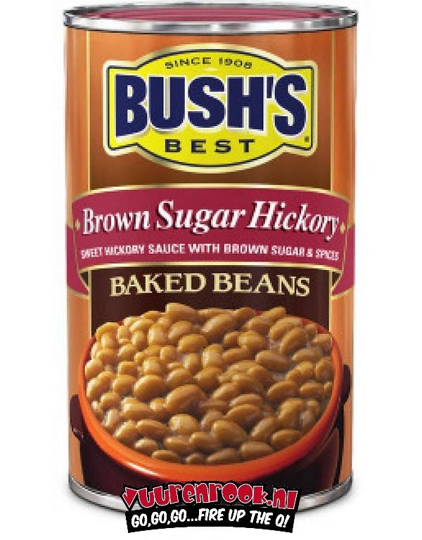 Bush Baked Beans Brown Sugar Hickory