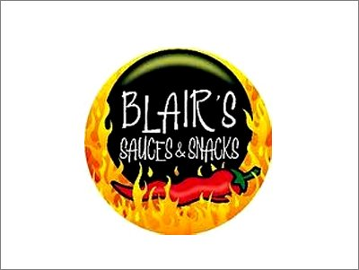 Blairs Death Rain Buffalo Wing Potato Chips