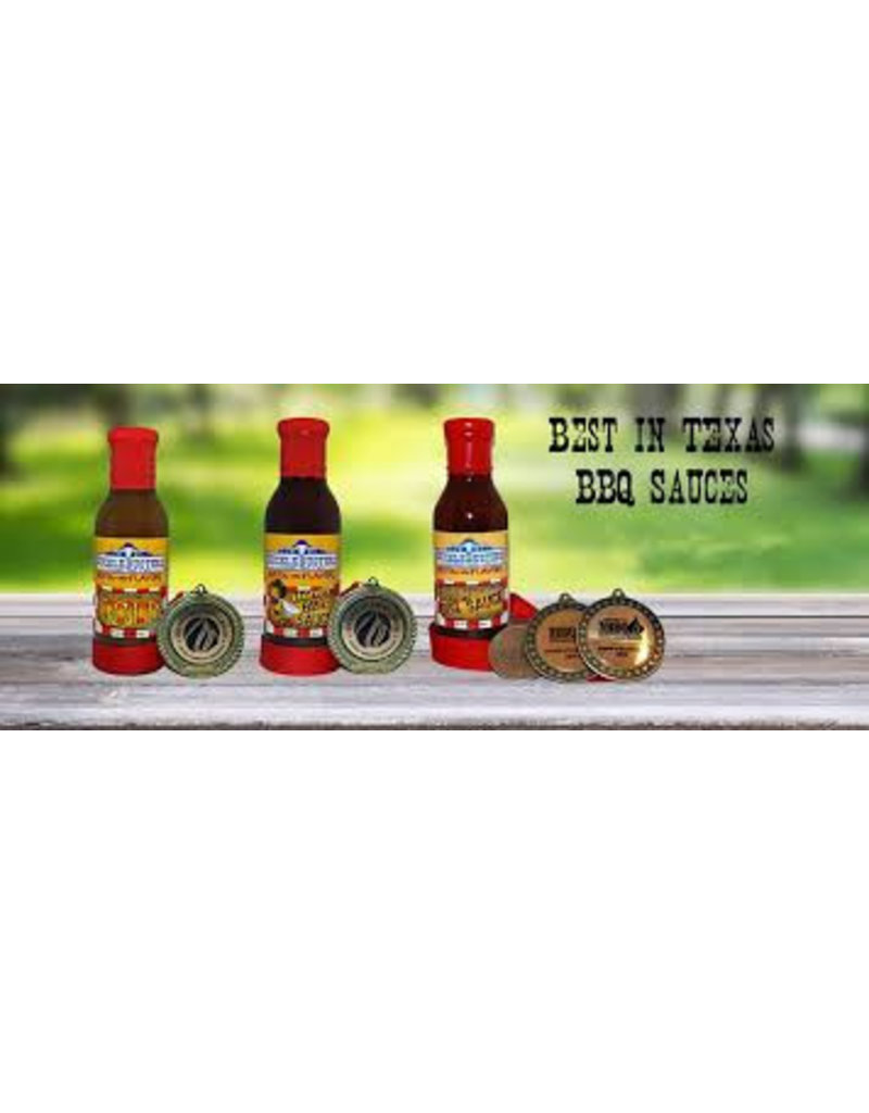 SuckleBusters SuckleBusters Hot & Spicy BBQ Sauce