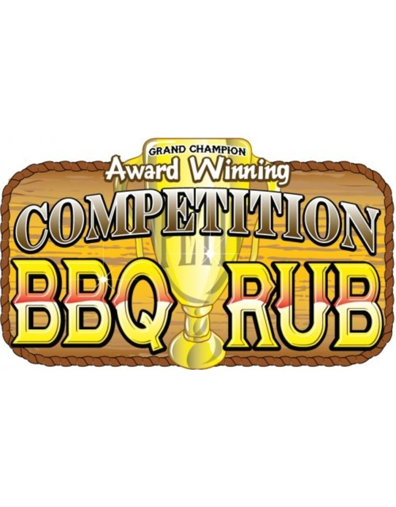 SuckleBusters SuckleBusters Competition BBQ Rub 4oz