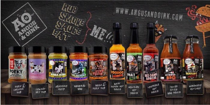 Angus&Oink (Meat Co Lab) Glazed& Confused– Bbq Sauce & Glaze